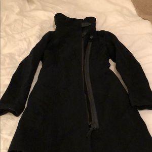 Mackage wool coat size medium